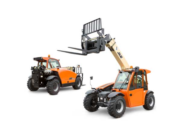 Reach Forklift Rentals in Los Angeles County, Orange County, Riverside County, and San Bernardino County