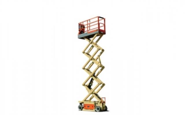 Where to find 26FT NARROW ELECTRIC SCISSOR LIFT in Los Angeles
