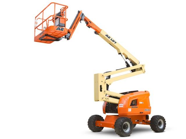 Where to find 45FT ARTICULATING BOOM LIFT in Los Angeles