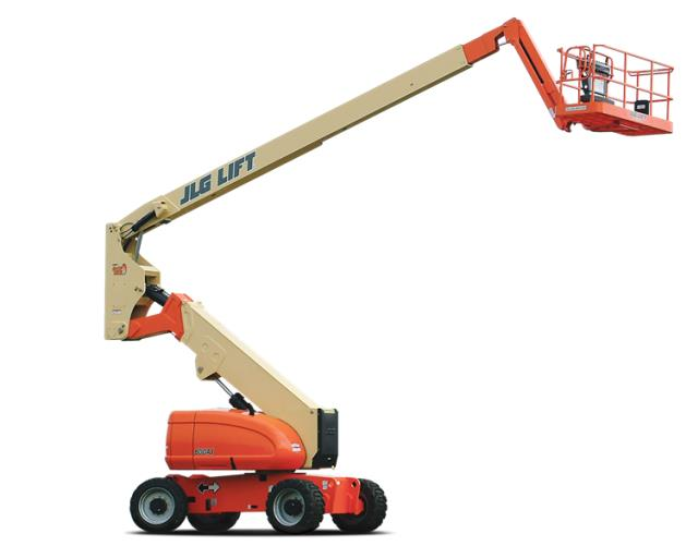 Where to find 80FT ARTICULATING BOOM LIFT in Los Angeles