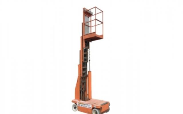 Where to find 19FT TBAR SCISSOR LIFT in Los Angeles