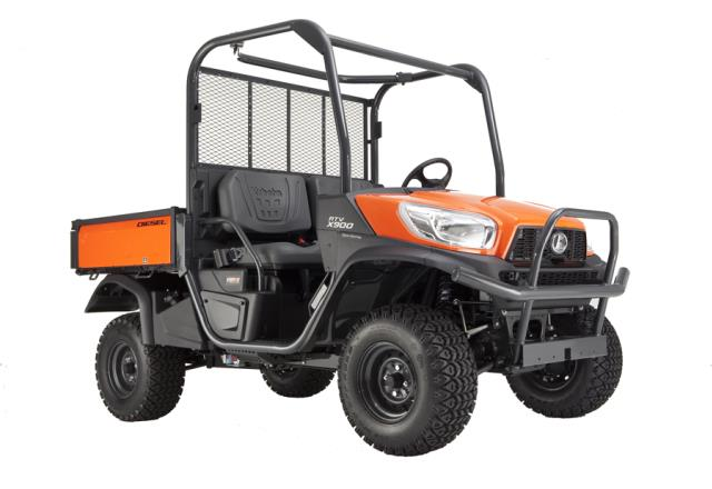 Where to find KUBOTA ROUGH TERRAIN VEHICLE RTV in Los Angeles