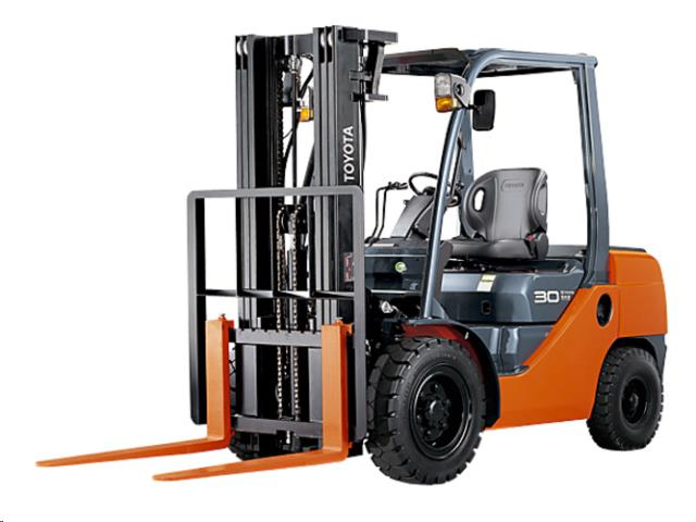 Rent Warehouse Forklift