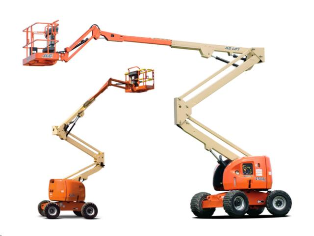 Rent Articulating Boom Lift