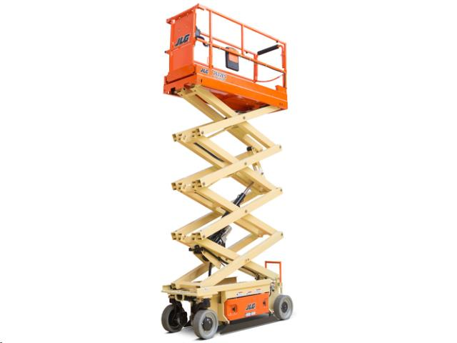 Rent Electric Scissor Lifts